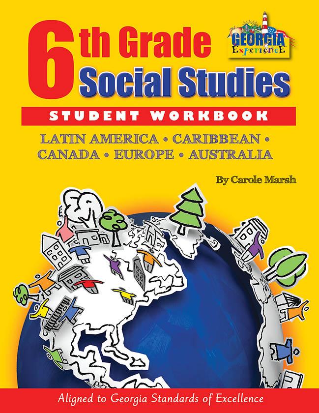 Georgia Experience 6th Grade Student Workbook