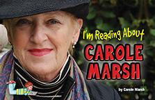 I'm Reading About Carole Marsh