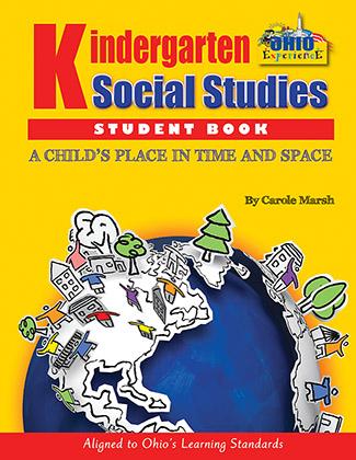 NEW Ohio Experience Kindergarten Student Book
