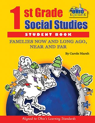 NEW Ohio Experience 1st Grade Student Book