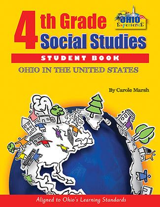 NEW Ohio Experience 4th Grade Student Book