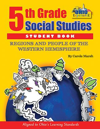 NEW Ohio Experience 5th Grade Student Book