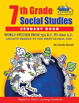 NEW Ohio Experience 7th Grade Student Book