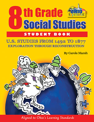 NEW Ohio Experience 8th Grade Student Book
