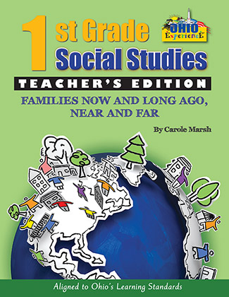 NEW Ohio Experience 1st Grade Teacher's Edition