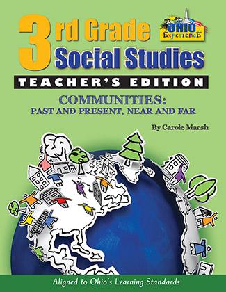 NEW Ohio Experience 3rd Grade Teacher's Edition