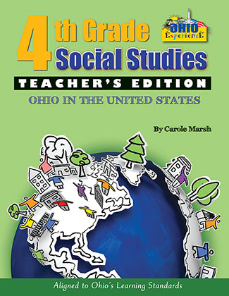 NEW Ohio Experience 4th Grade Teacher's Edition