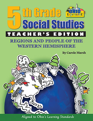 NEW Ohio Experience 5th Grade Teacher's Edition