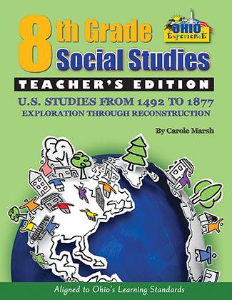 NEW Ohio Experience 8th Grade Teacher's Edition