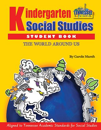 Tennessee Experience Kindergarten Student Book