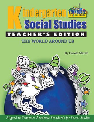 Tennessee Experience Kindergarten Teacher's Edition