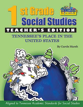 Tennessee Experience 1st Grade Teacher's Edition
