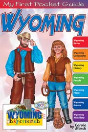 My First Pocket Guide About Wyoming