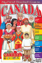 My First Pocket Guide About Canada