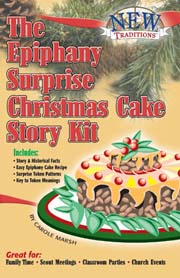 The Epiphany Surprise Christmas Cake Story Kit