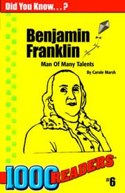 Benjamin Franklin: Man of Many Talents