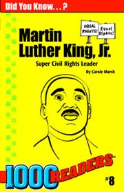Martin Luther King, Jr.: Super Civil Rights Leader