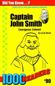 Captain John Smith: Courageous Colonist