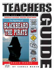 The Mystery of Blackbeard The Pirate Teacher's Guide