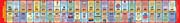 Arizona Student Reference Timelines (Pack of 10)