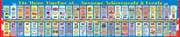 Maine Student Reference Timelines (Pack of 10)