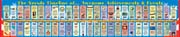 Nevada Student Reference Timelines (Pack of 10)