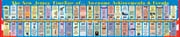 New Jersey Student Reference Timelines (Pack of 10)