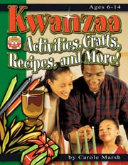 Kwanzaa Activities, Crafts, Recipes, and More!