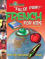False Paw! French for Kids