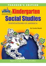 Georgia Experience Kindergarten Teacher's Edition