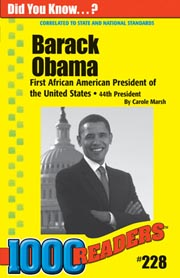Barack Obama: First African American President of the United States - 44th President