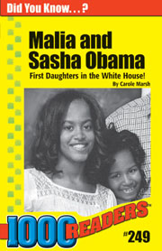 Malia and Sasha Obama - First Daughters in the White House