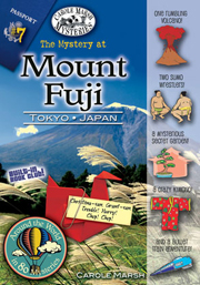 The Mystery at Mount Fuji (Tokyo, Japan)