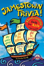 Jamestown Trivia