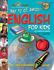 Way to Go Amigo! English for Kids