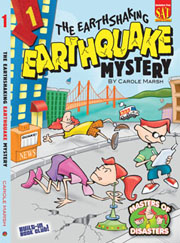 The Earthshaking Earthquake Mystery