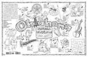 Oklahoma Symbols & Facts FunSheet - Pack of 30