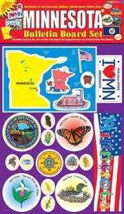 Minnesota Bulletin Board Set