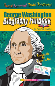 George Washington Biography FunBook