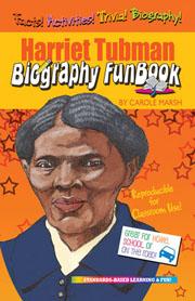 Harriet Tubman Biography FunBook