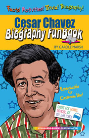 Cesar Chavez Biography FunBook