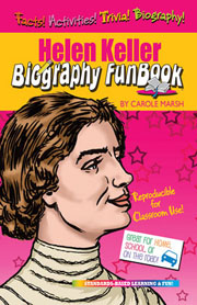 Helen Keller Biography FunBook