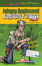 Johnny Appleseed Biography FunBook