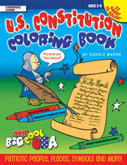 U.S. Constitution Coloring Book