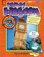 United Kingdom: The Country of Ships, Sealing Wax, Cabbages and Kings!