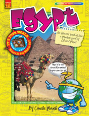 Egypt: An Ancient Land of Lore; a Modern Land of Oil and More!