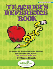 The Writing Tree Teacher's Reference Book