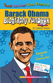 Barack Obama Biography Funbook