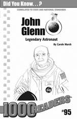 John Glenn: Legendary Astronaut Consumable Pack 30