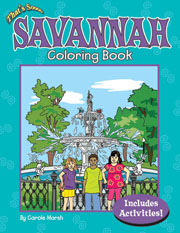 That's Soooo Savannah Coloring Book